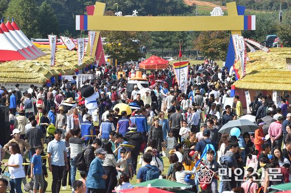 안성남사당 바우덕이축제, 문화체육관광부 '문화관광축제' 선정