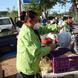 신원주 의장, 도기동 새벽시장 방문 농민들 격려