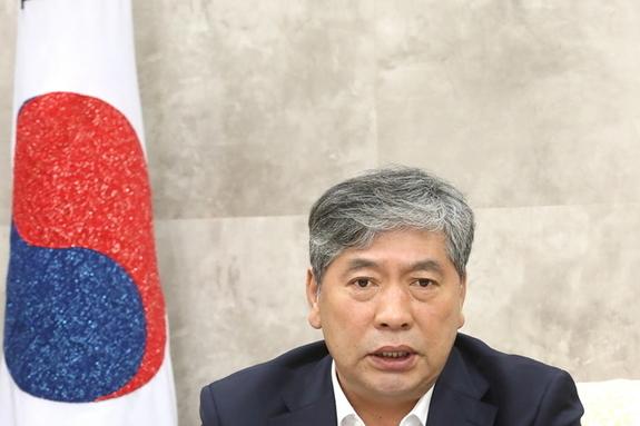 경기도의회 송한준 의장과 긴급인터뷰