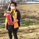 대형 화재 막은 용감한 여성 의용소방대원