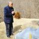 타계한 부모의 묘지를 3년간 찾아 성묘하는 참효행자