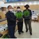 안성시산림조합 옥수수모종 나눔행사