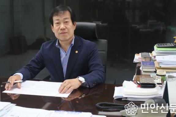 장승원 (사)중소기업융합경기연합회장 인터뷰-경지협 공동보도